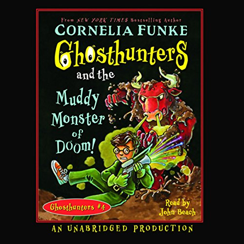 Ghosthunters and the Muddy Monster of Doom! audiobook cover art