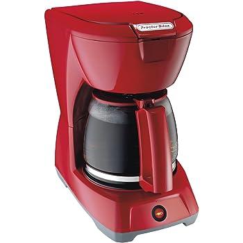 Proctor-Silex 12 Cup Coffeemaker, Red (43603)