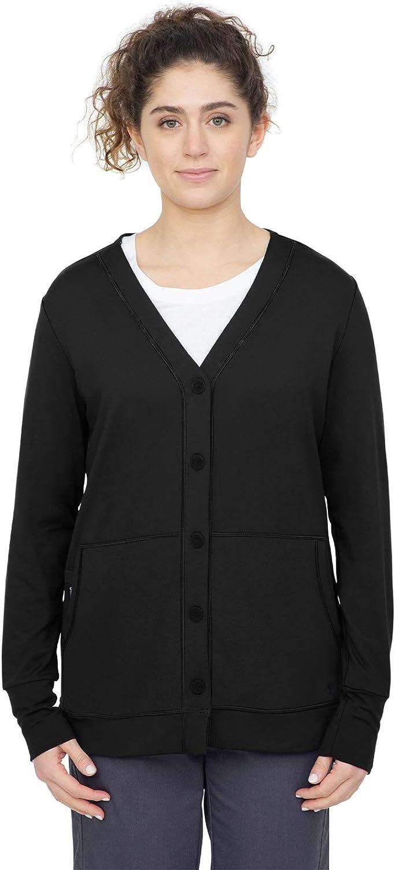 healing hands 40% OFF Cheap Sale Women's 5077 Becca Max 83% OFF Button –Medical Jacket Cardigan