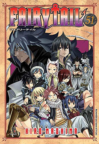 Fairy Tail - Vol. 51