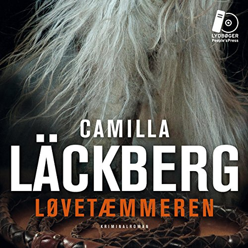 Løvetæmmeren audiobook cover art