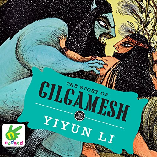 The Story of Gilgamesh cover art