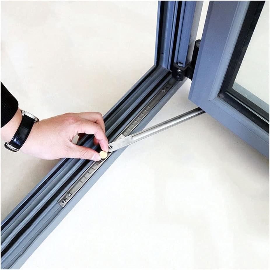 MYCZLQL Oakland Mall Safety Lock Window Restrictor S Stopper Windproof Indefinitely Brace