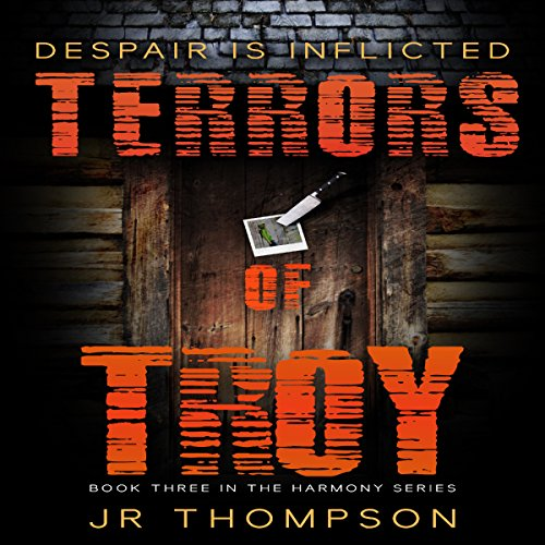 Couverture de Terrors of Troy: Despair Is Inflicted