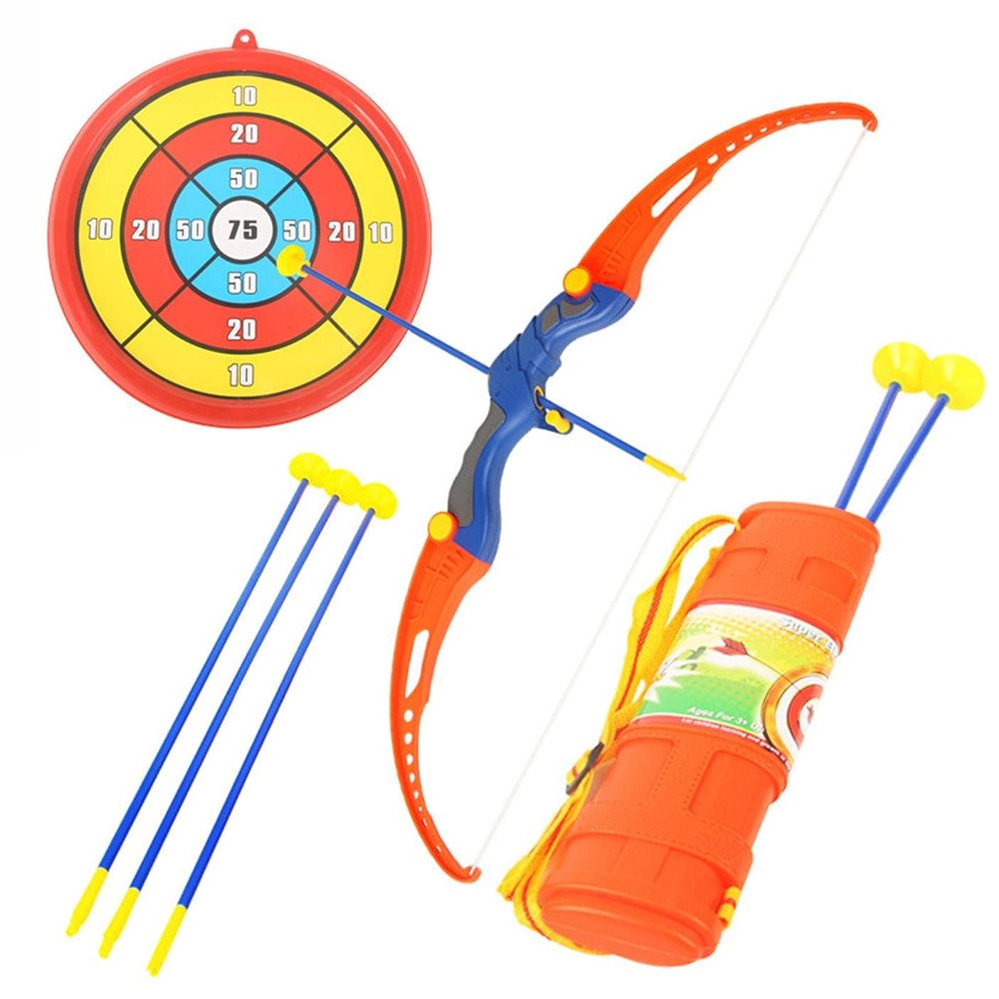 シーフード導入する運命弓矢玩具 弓道アーチェリー 肩掛けホルダ