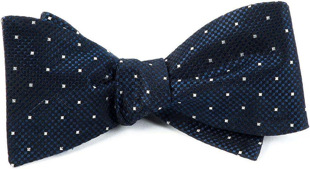 Showtime Geo 100% Woven Silk Self-Tie Bow Tie