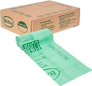 BioBag Compostable 3 Gallon Food Waste Bags - 100ct