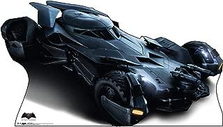 Advanced Graphics Batmobile Life Size Cardboard Cutout Standup - Batman V Superman: Dawn of Justice (2016)