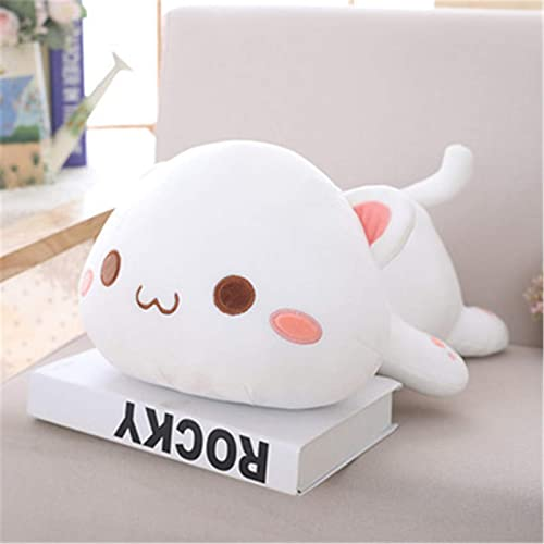 new arrival Cute Cartoon discount Cat Kitten Plush sale Hug Pillow, Soft Stuffed Animal Toy Doll Gifts for Kids Birthday,Valentine, 12 Inch Cute Throw Pillow Doll, Gift for Women and Kids online