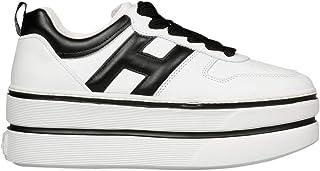 Luxury Fashion | Hogan Women HXW4490BS01KLA0001 White Leather Sneakers | Autumn-winter 19
