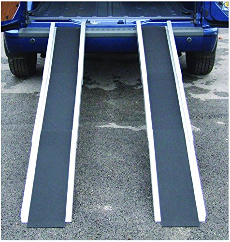 AIDAPT Telescopic Scooter/Wheelchair Channel Ramps