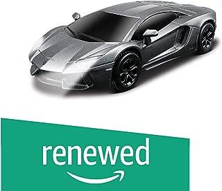 (Renewed) Bburago Lamborghini Aventador Key Racer