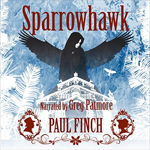 Sparrowhawk Audiobook By Paul Finch cover art