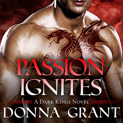 Passion Ignites audiobook cover art