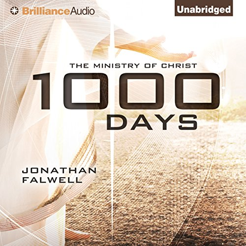 1000 Days audiobook cover art