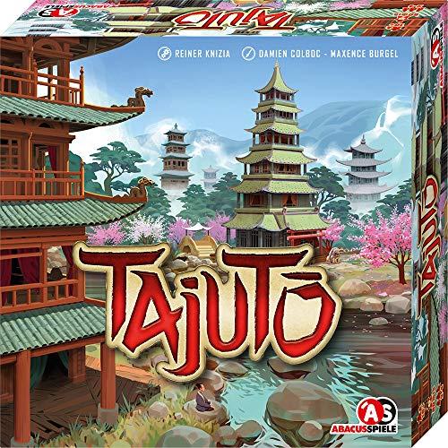 ABACUSSPIELE 24191 - Tajuto, Familienspiel, Brettspiel