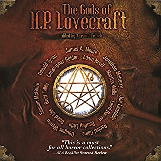 The Gods of H. P. Lovecraft                   Auteur(s):                                                                                                                                 Rachel Caine,                                                                                        Seanan McGuire,                                                                                        Laird Barron,                   Autres                          Narrateur(s):                                                                                                                                 David Stifel,                                                                                        uncredited                      Durée: 15 h et 43 min     1 évaluation     Au global 5,0