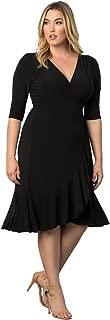 Women's Plus Size Whimsy Wrap Dress