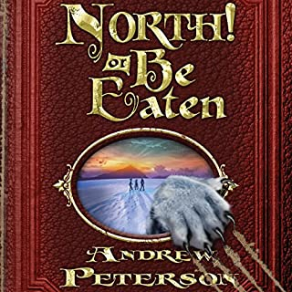 North! Or Be Eaten audiobook cover art