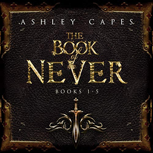 The Book of Never, Volumes 1-5 cover art