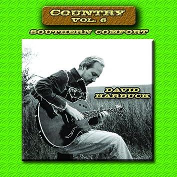 Country Vol. 6: David Harbuck - Southern Comfort