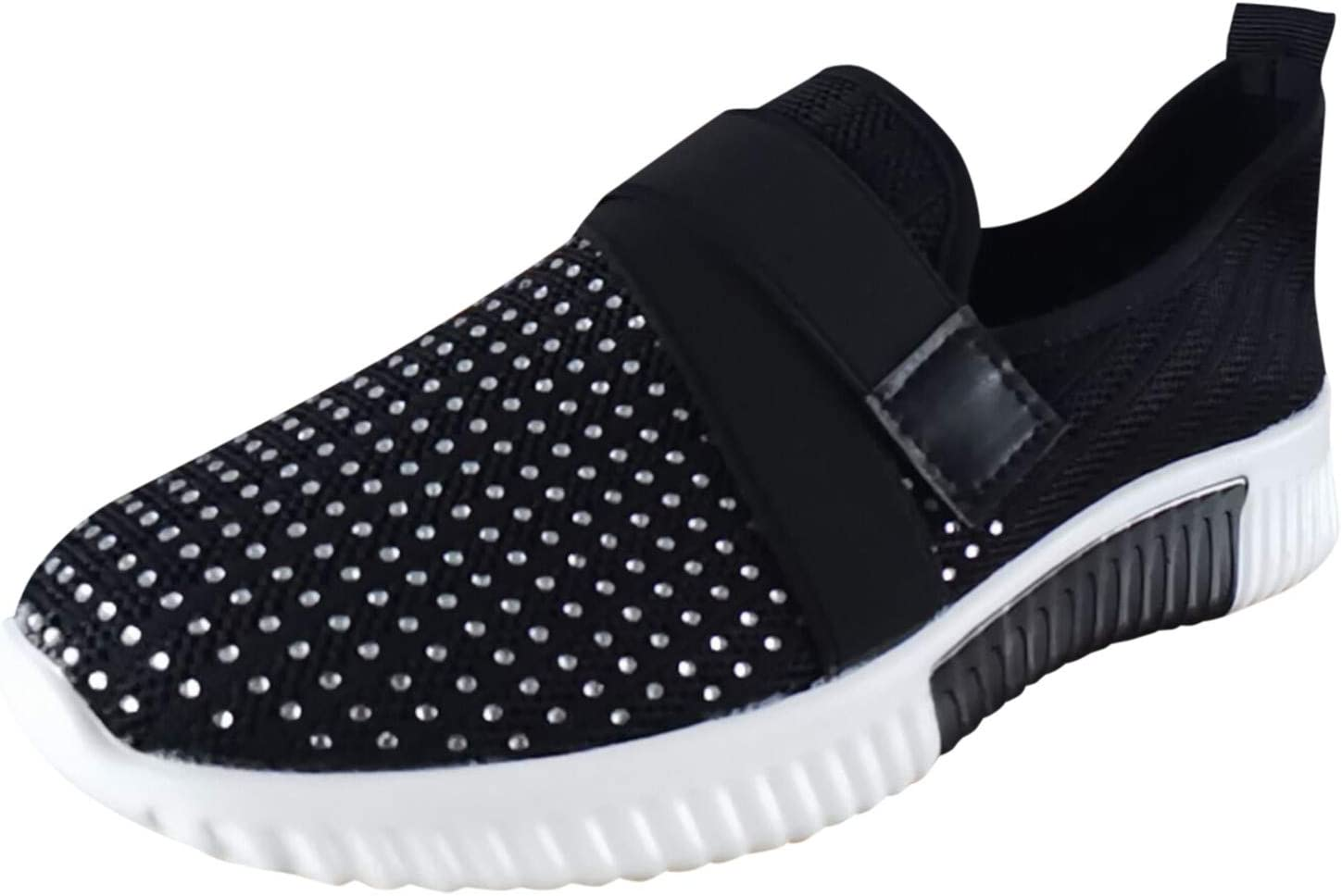 BFSAUHA Shoes Women Casual for National uniform free shipping Canvas Men Denver Mall Loafer