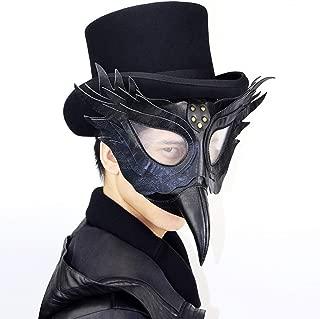 HU Steampunk Plague Beak Doctor Mask