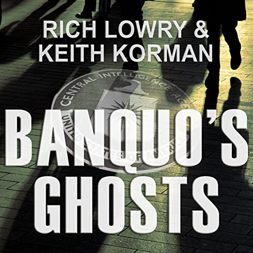 Banquo's Ghosts audiobook cover art