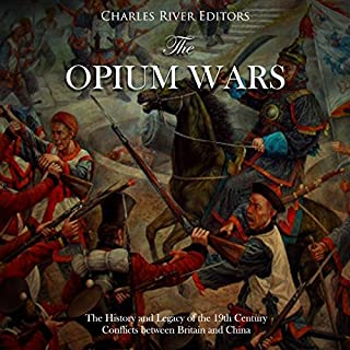 The Opium Wars cover art
