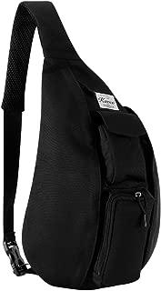 KAMO Sling Backpack - Rope Bag Crossbody Backpack Travel Multipurpose Daypacks for Men Women Lady Girl Teens