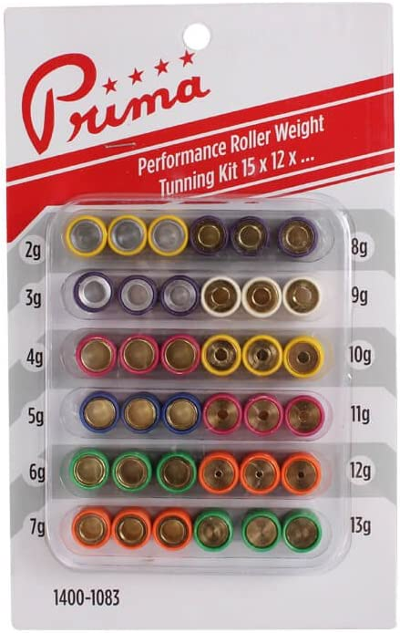 Prima Max 40% Save money OFF Roller Weight Tuning 15x12 Kit