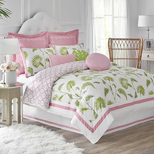 Dena Home Palm Court Full/Queen Duvet Cover, Multi