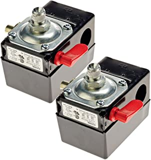 Craftsman Z-D20596 Compressor Replacement (2 Pack) Pressure Switch # 5140110-49-2pk