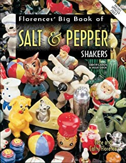 salt and pepper shaker collectors guide