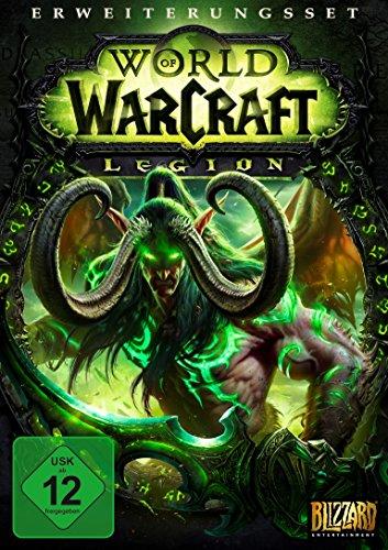 World Of Warcraft: Legion (Add-On) [Importación Alemana]