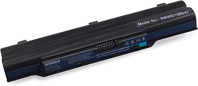 INTENSILO Li-Ion Akku 6000mAh 10 8V f r Notebook Laptop Fujitsu-Siemens Lifebook A512 A530 A531 A532 AH512 wie FPCBP250 CP477891-01 u a Schätzpreis : 38,99 €