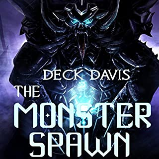 The Monster Spawn audiobook cover art