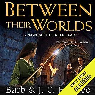 Between Their Worlds audiobook cover art