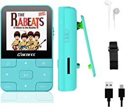 $39 » Mp3 Player with Bluetooth 4.0 16GB HiFi Lossless Sound Music Player with Fm Radio,E-Book,Voice Recorder,protable mp3 Music...