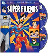The All-New Super Friends Hour: Season 1, Vol. 2 (DC Comics Classic Collection) by Turner Home Ent