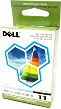 Genuine Dell JP455 Photo Ink Cartridge Series 11 for Printer Model 948, V505 and V505w