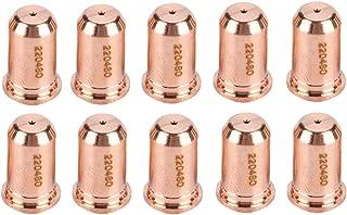Donwind 10Pcs Plasma Nozzles 220480 for Hypertherm Powermax 30