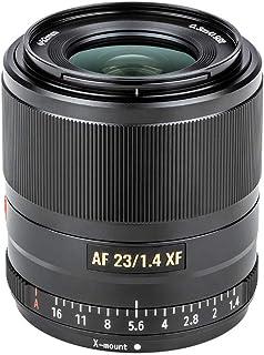Viltrox 23mm F1.4 STM Autofocus Large Aperture APS-C Lens for Fujifilm Cameras X-A1 X-A2 X-A3 X-A10 X-at X-M1 X-M2 X-A20 X...