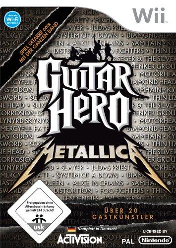 Guitar Hero: Metallica [Importación alemana]