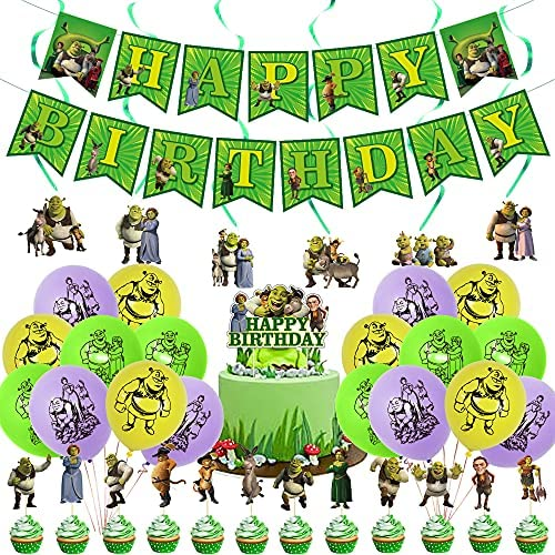 Shrek decorations _image1