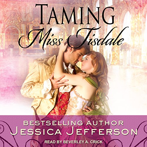 Couverture de Taming Miss Tisdale