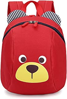 LBSX Girls Bookbags for Kids School Backpacks Primary School Bags for Children Polyester Cartoon Children School Bag with ...