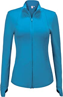 Women's Activewear Lightweight Sports Jackets for Women (Track Style, S-3X)