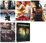 PRISON BREAK - STAGIONI DA 1 A 5 (26 DVD) COFANETTI SINGOLI, ITALIANI