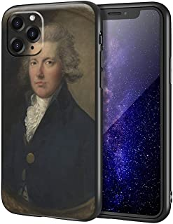 Thomas Gainsborough iPhone 11 Pro用ケース/ファインアート携帯電話ケース/高解像度ジクレーレベルUV複製プリント、携帯電話カバー(ウィリアム・ピット)